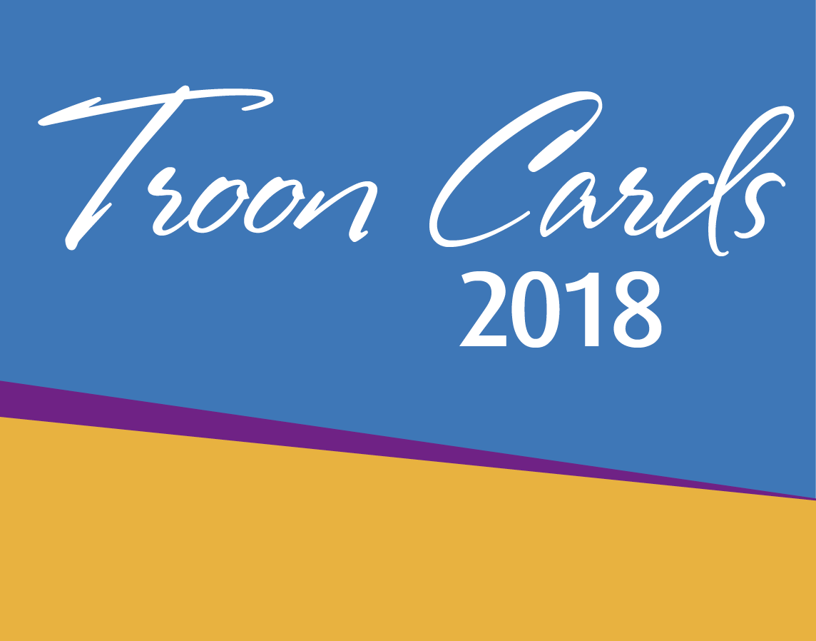 2018 CA TwoSome Card