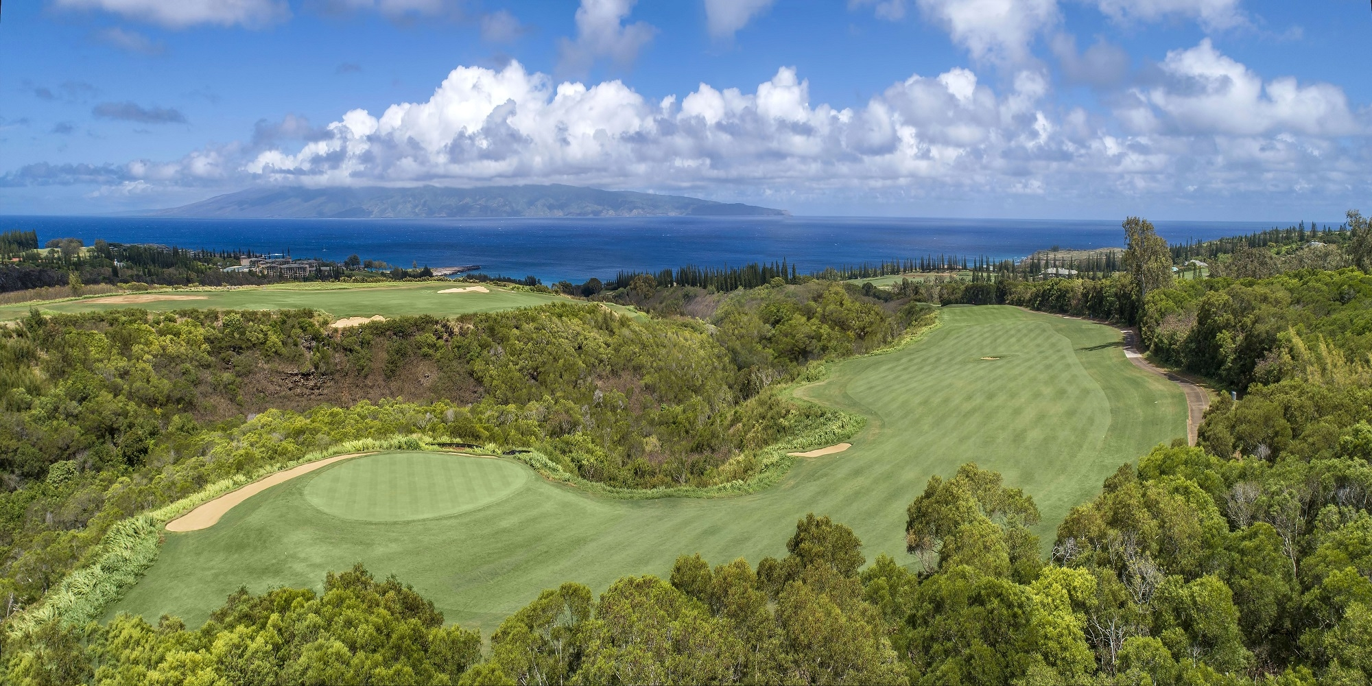 KAPALUA GOLF'S PLANTATION COURSE TO REOPEN NOVEMBER 23rd FOLLOWING 9-MONTH REFINEMENT PROJECT