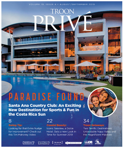 Troon Privé Magazine