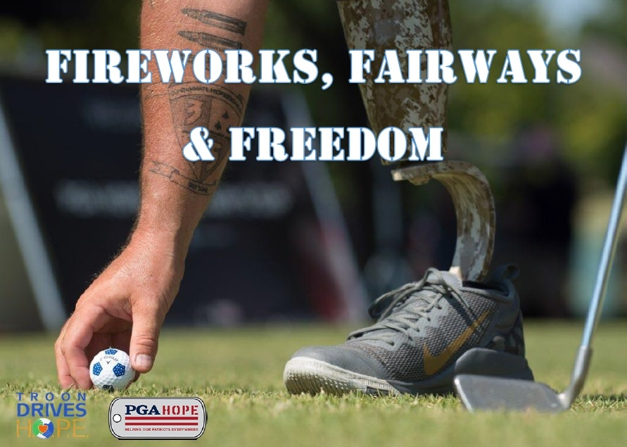 Fireworks, Fairways and Freedom