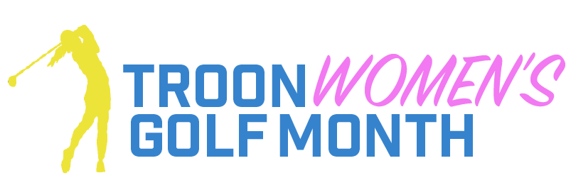 Troon Women's Golf Month