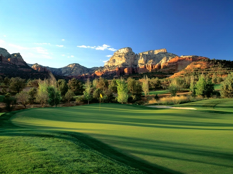 TROON ANNOUNCES PARTNERSHIP WITH SEVEN CANYONS  IN SEDONA, ARIZONA