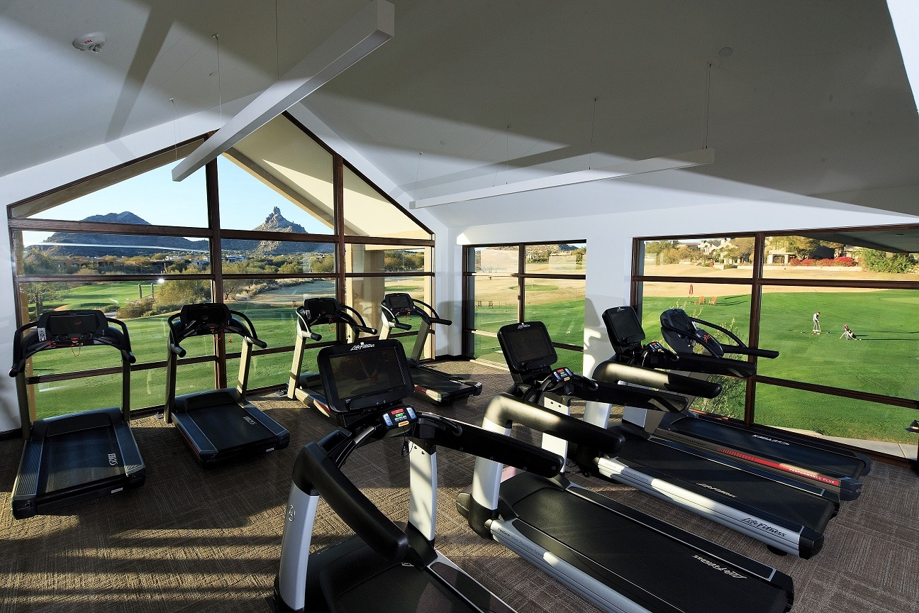 TROON COUNTRY CLUB'S WELLNESS CENTER HONORED BY GOLF INC.