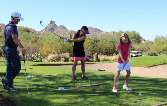 "MAY IS ""PLAYER DEVELOPMENT MONTH"" AT TROON FACILITIES"