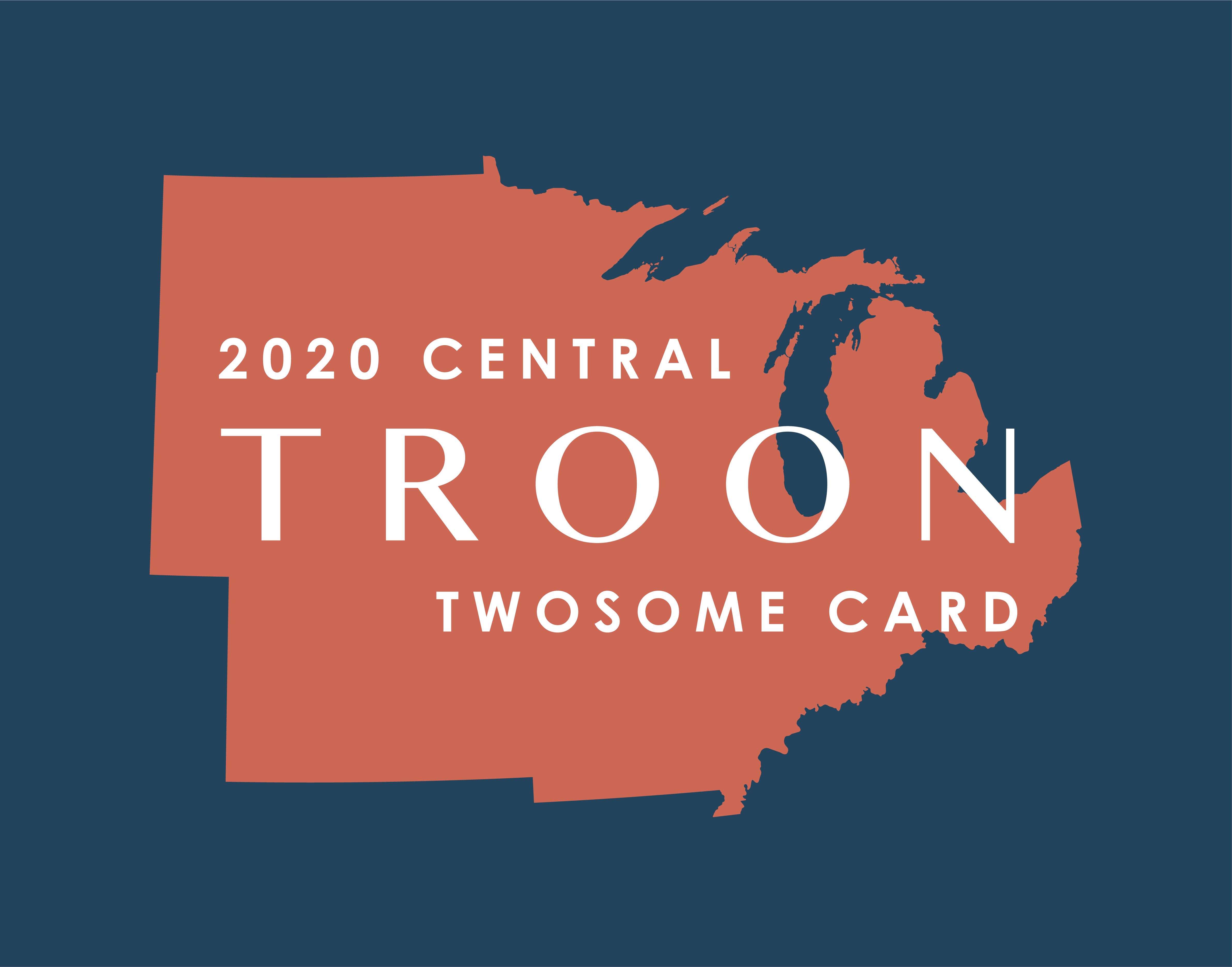 2020 Central TwoSome Card
