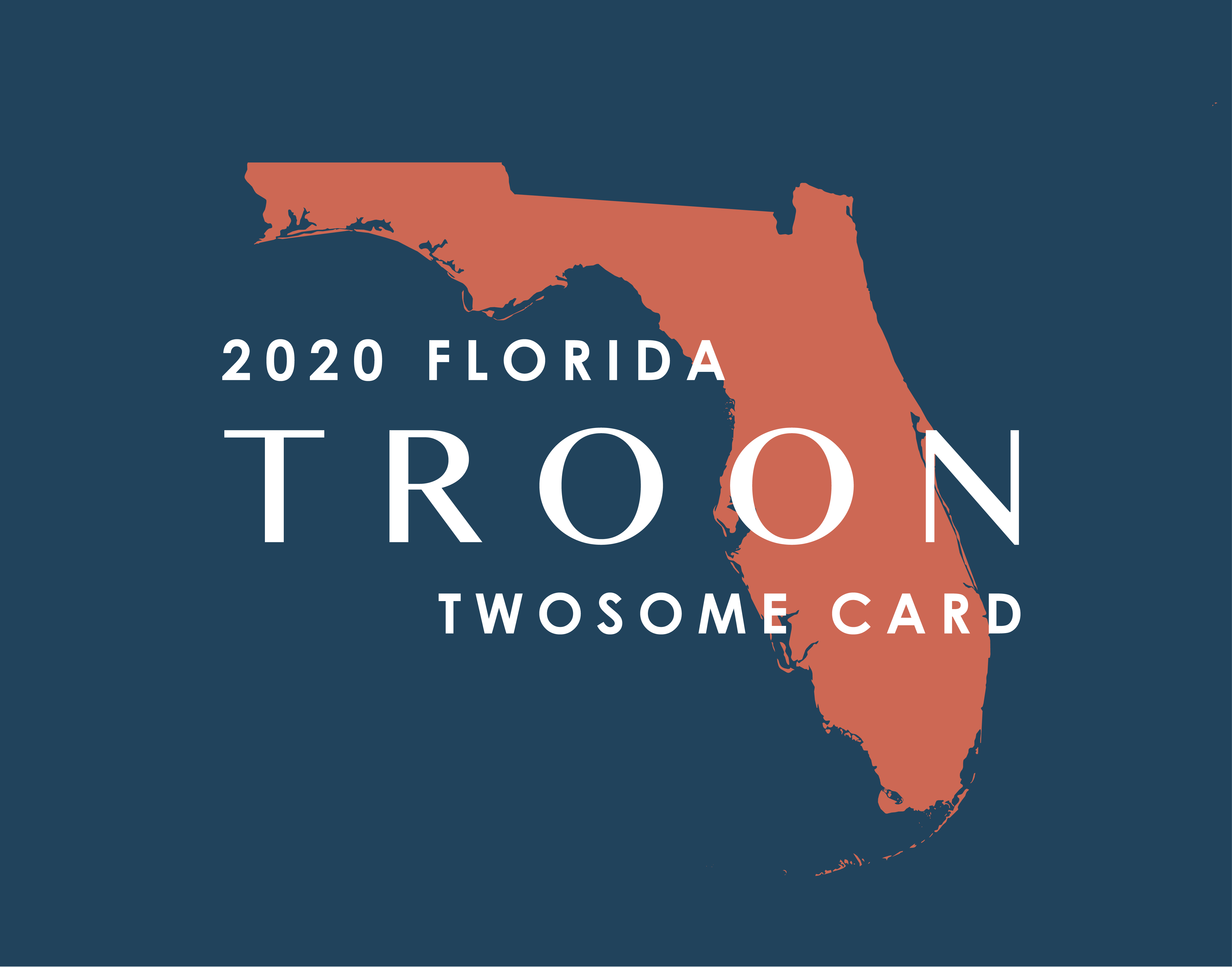 2020 FL TwoSome Card