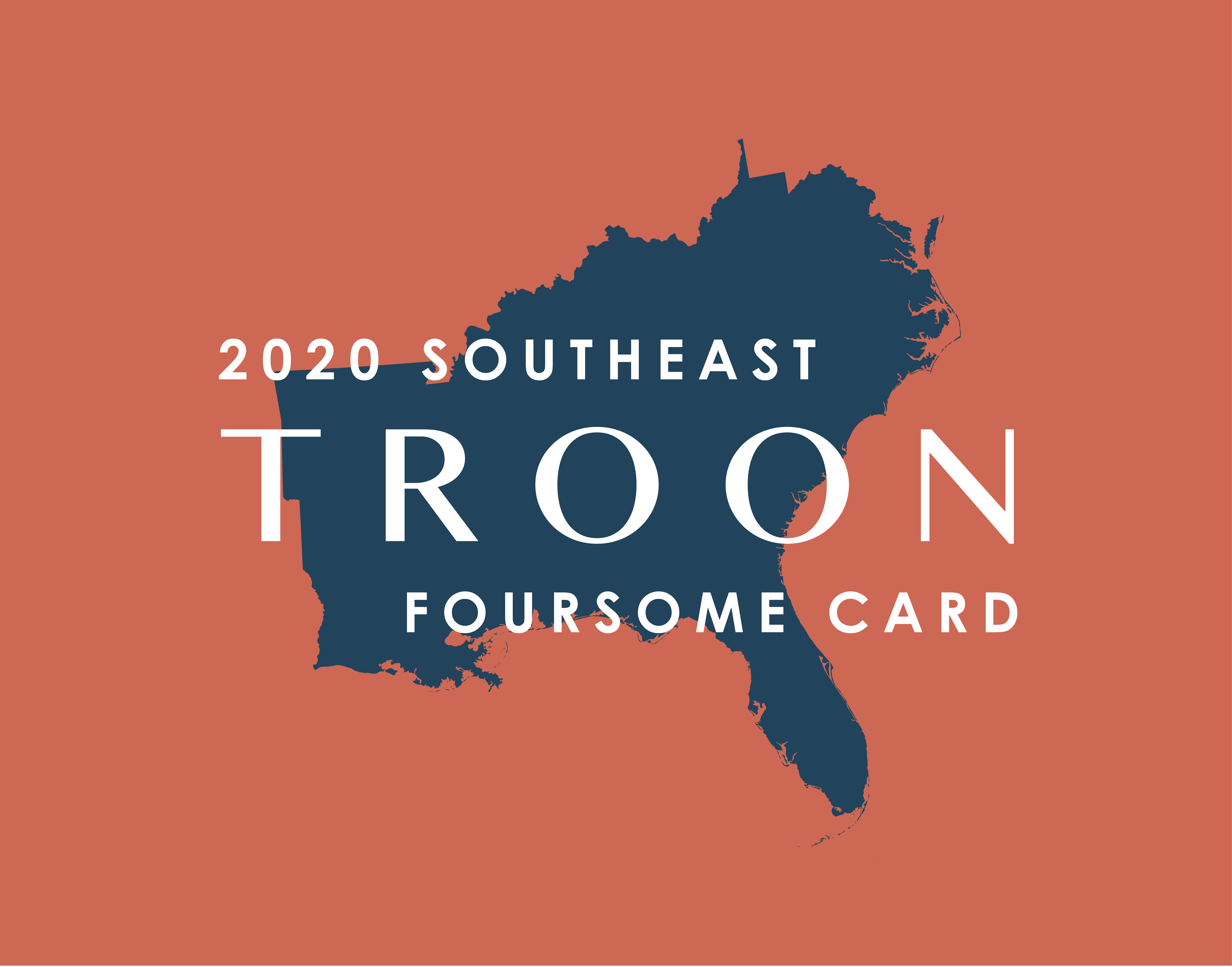 2020 Southeast FourSome Card