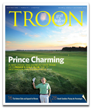 Troon Golf & Travel