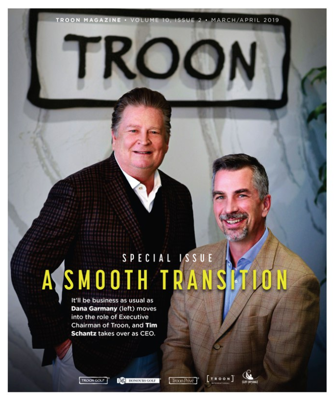 TROON Magazine
