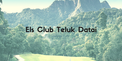 The Els Club Teluk Datai