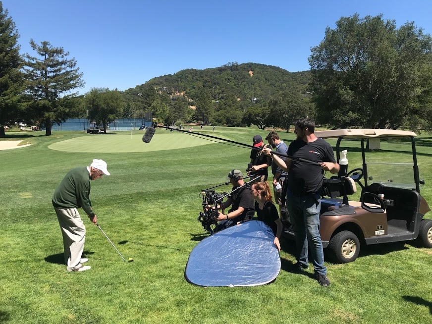 100 YEAR-OLD, MARIN COUNTRY CLUB MEMBER CD MADSEN TO APPEAR ON CBS' PGA CHAMPIONSHIP PREVIEW SHOW