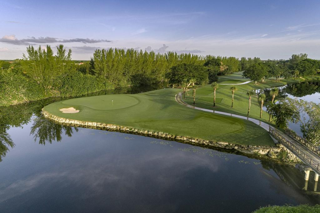 BALLENISLES COUNTRY CLUB'S REES JONES-REDESIGNED SOUTH COURSE TO REOPEN JANUARY 12 FOLLOWING 8-MONTH RENOVATION PROJECT