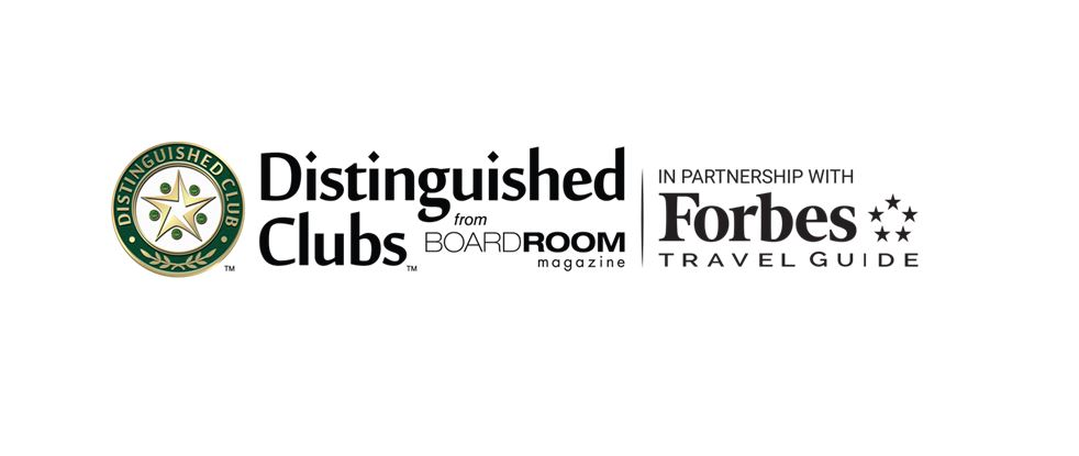 "10 TROON PRIVÉ-MANAGED CLUBS NAMED ""DISTINGUISHED CLUBS"" BY BOARDROOM MAGAZINE"