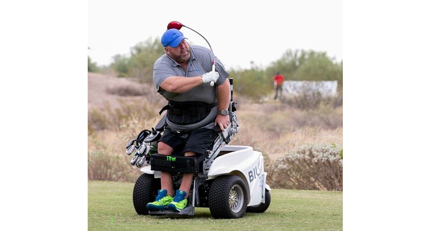LONGBOW GOLF CLUB TO HOST U.S. DISABLED OPEN GOLF CHAMPIONSHIP MAY 18-21