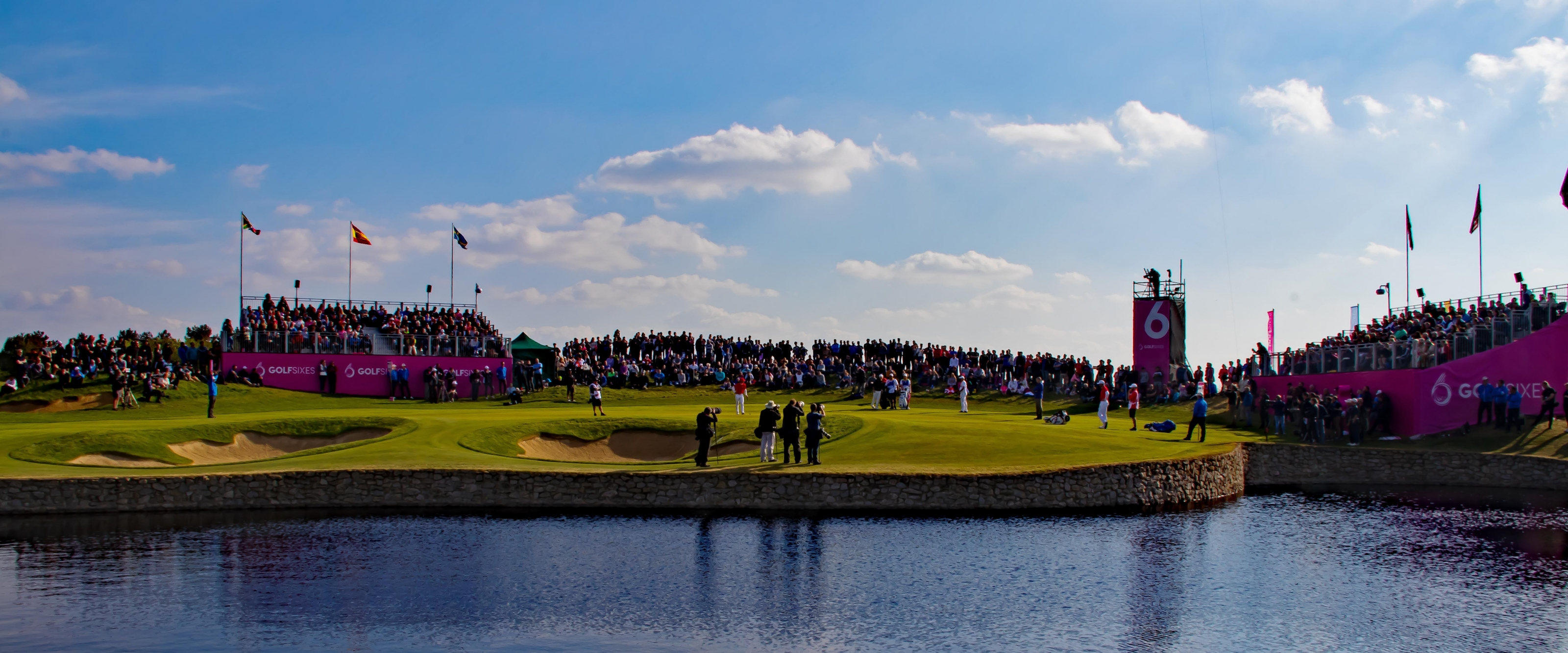 GolfSixes set for World First