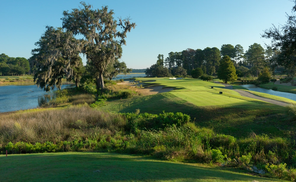 Belfair's East Course Reopens Following Four Month Enhancement Project