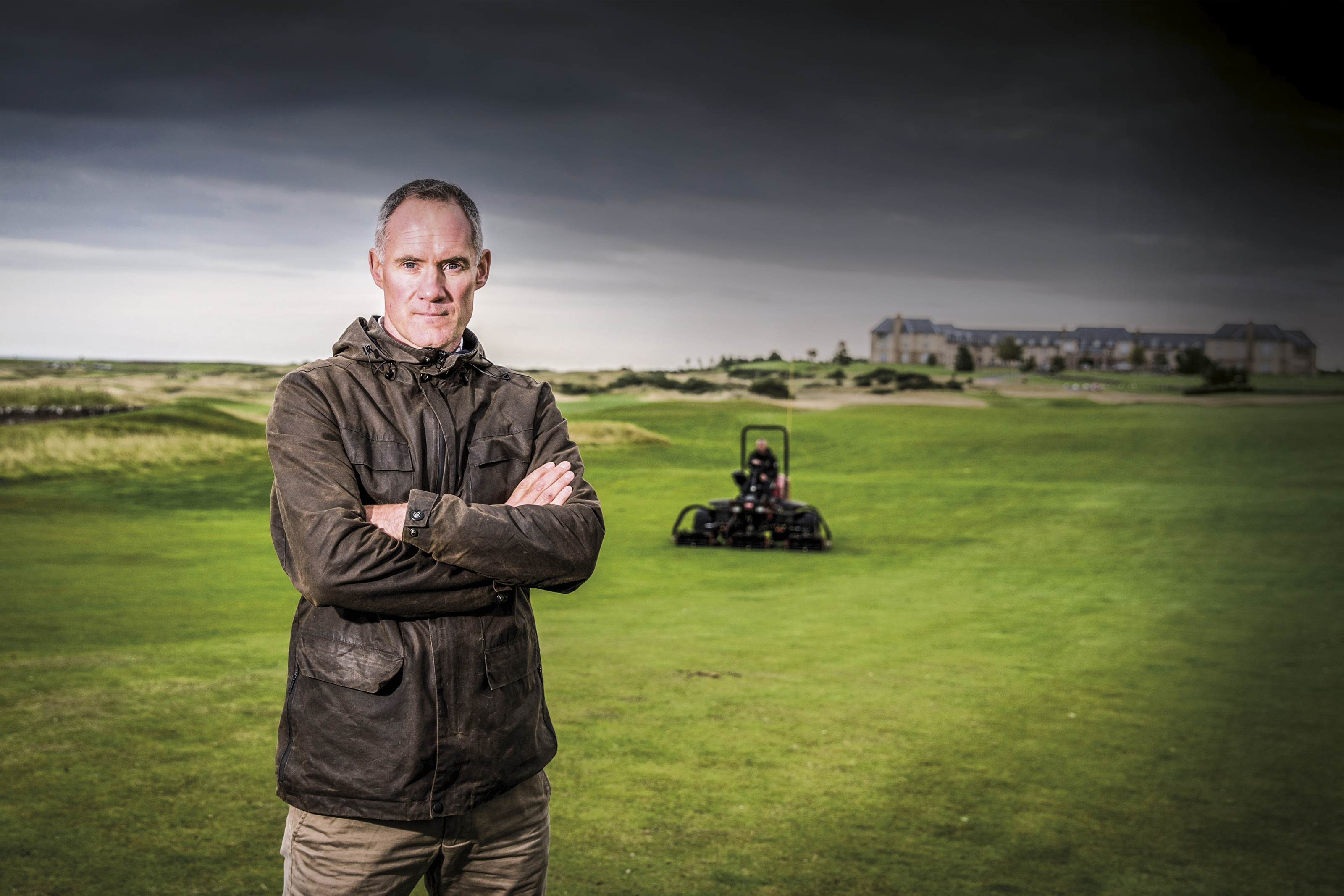 Meet Golf's Grass Guru