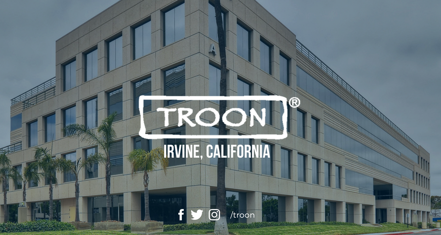 TROON EXPANDS, OPENS NEW OFFICE IN IRVINE, CALIFORNIA  TO ACCOMMODATE REGIONAL GROWTH