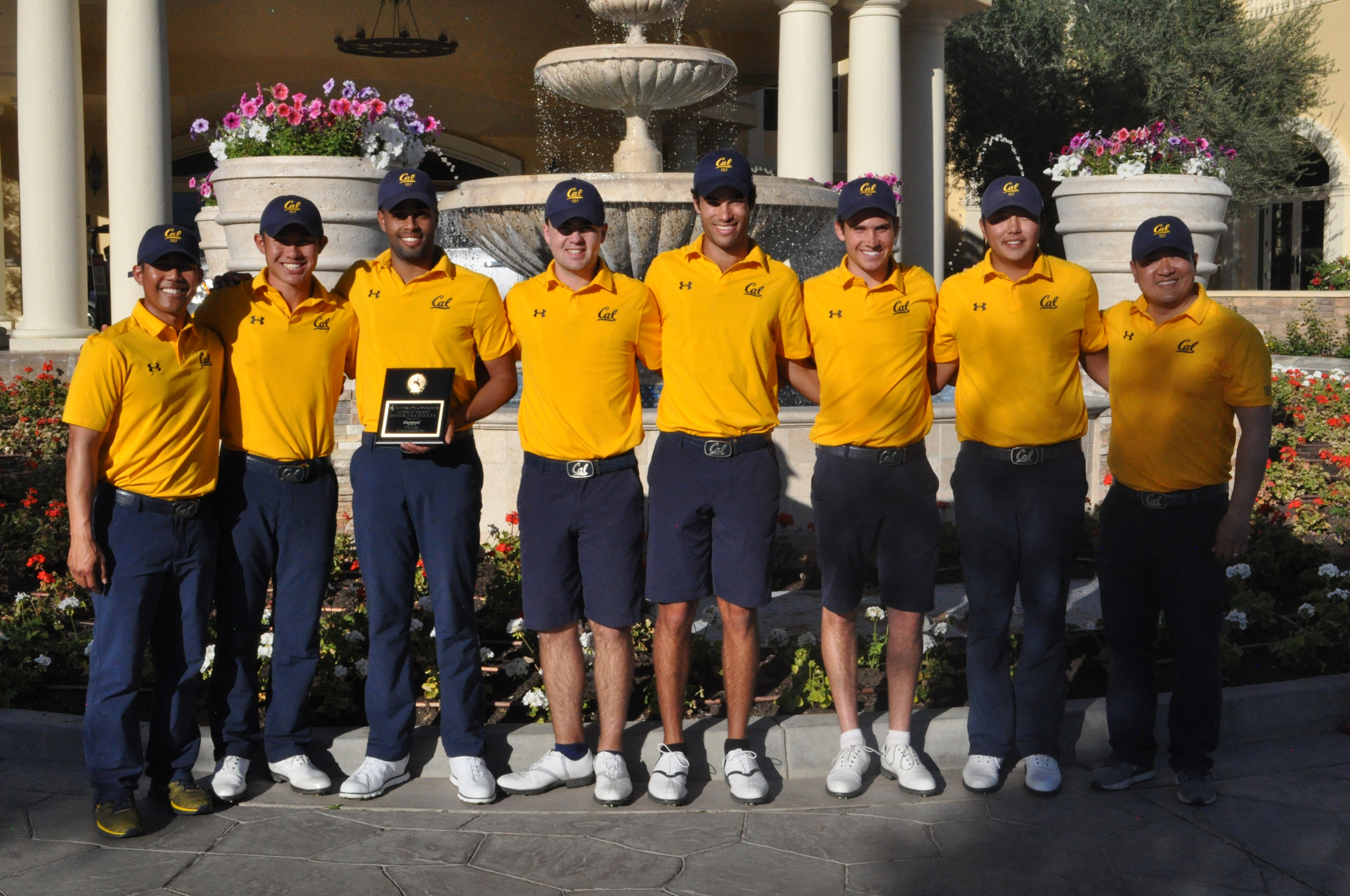 Cal Wins 10th Annual Wyoming Desert Intercollegiate, Shatters Tourney Team Score Record