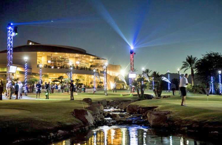 Indian Wells Golf Resort To Unveil New After Dark Entertainment Experience - Shots in the Night