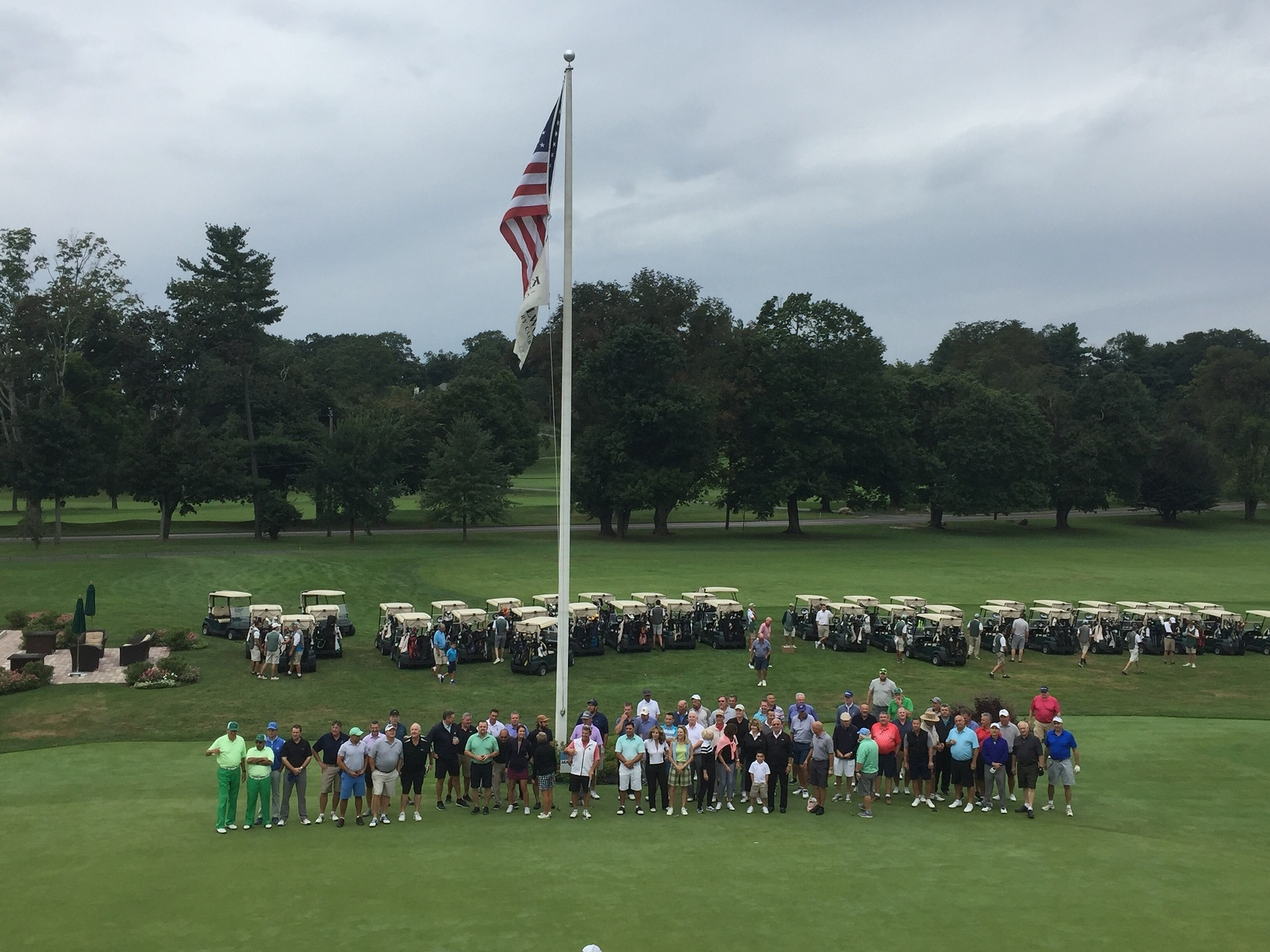 Knollwood Country Club Raises $180,000 For Pediatric Cancer Foundation