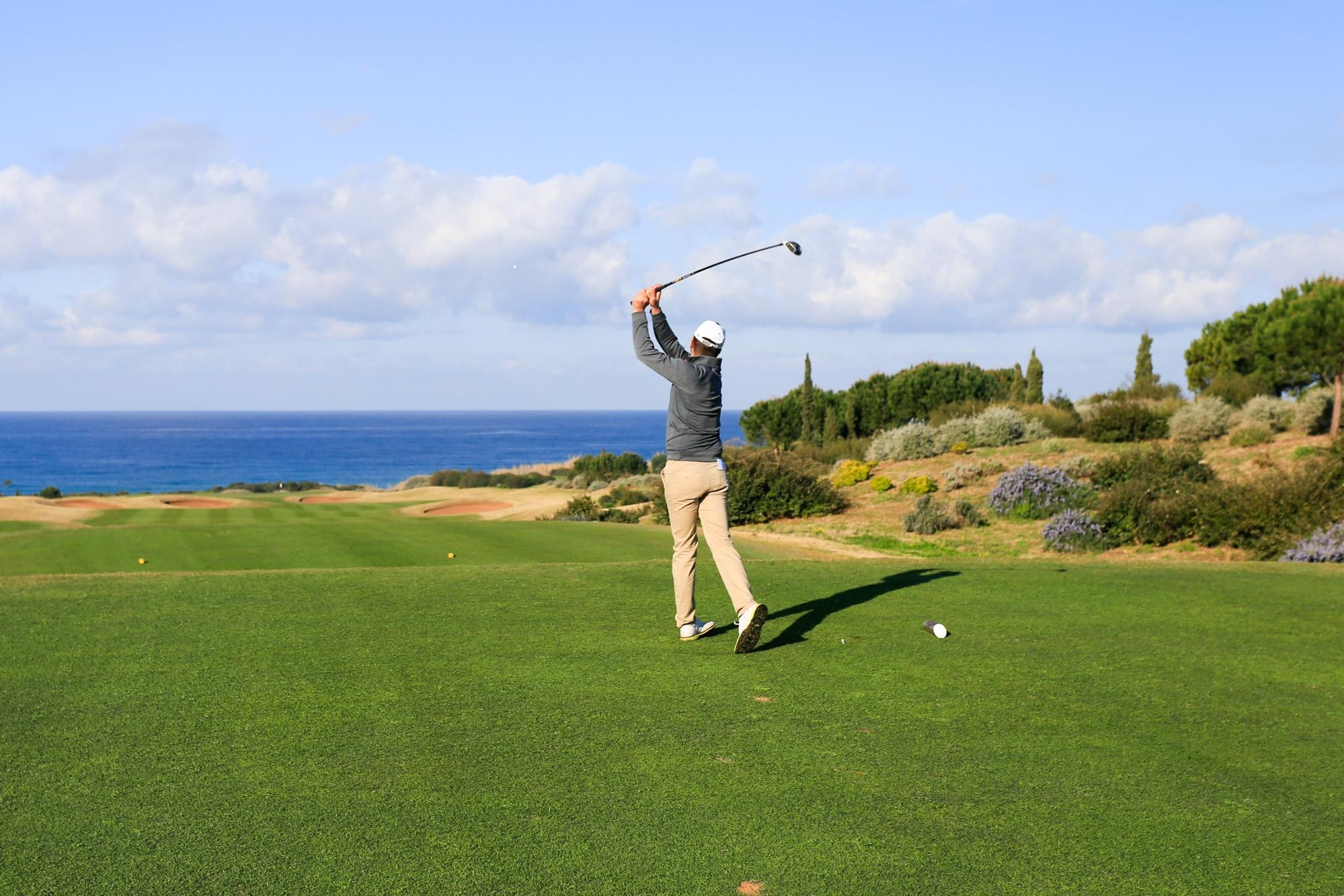 Costa Navarino welcomes golfers from around the world  at the 2nd Messinia Pro-Am