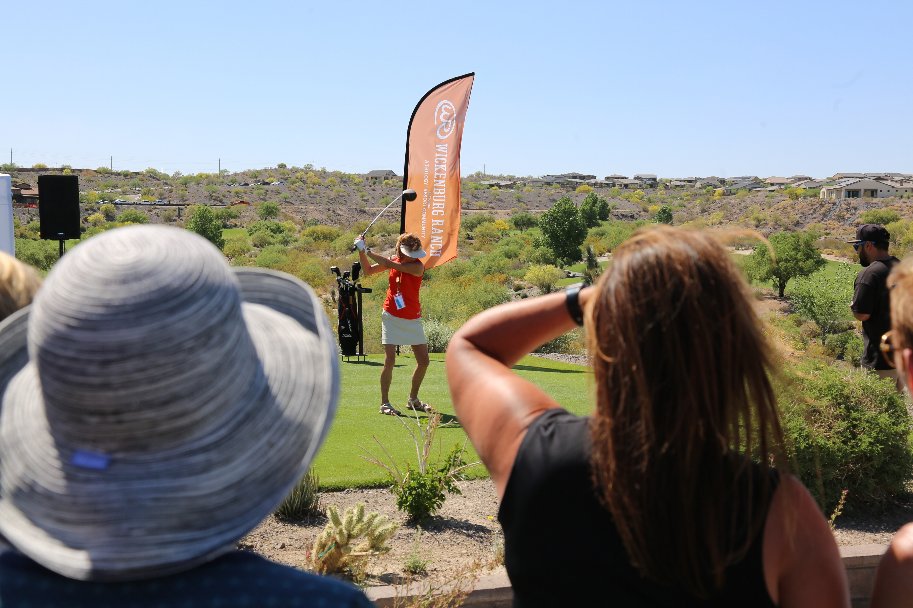 Wickenburg Ranch's Great Hole-in-One Challenge Raises $20,620 Benefiting Wounded Warrior Project