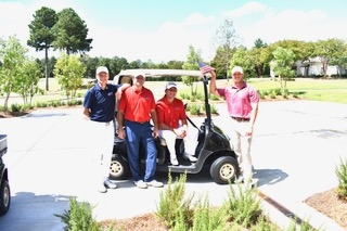 Reunion Golf & Country Club and Highland Park Golf Raising for Folds of Honor