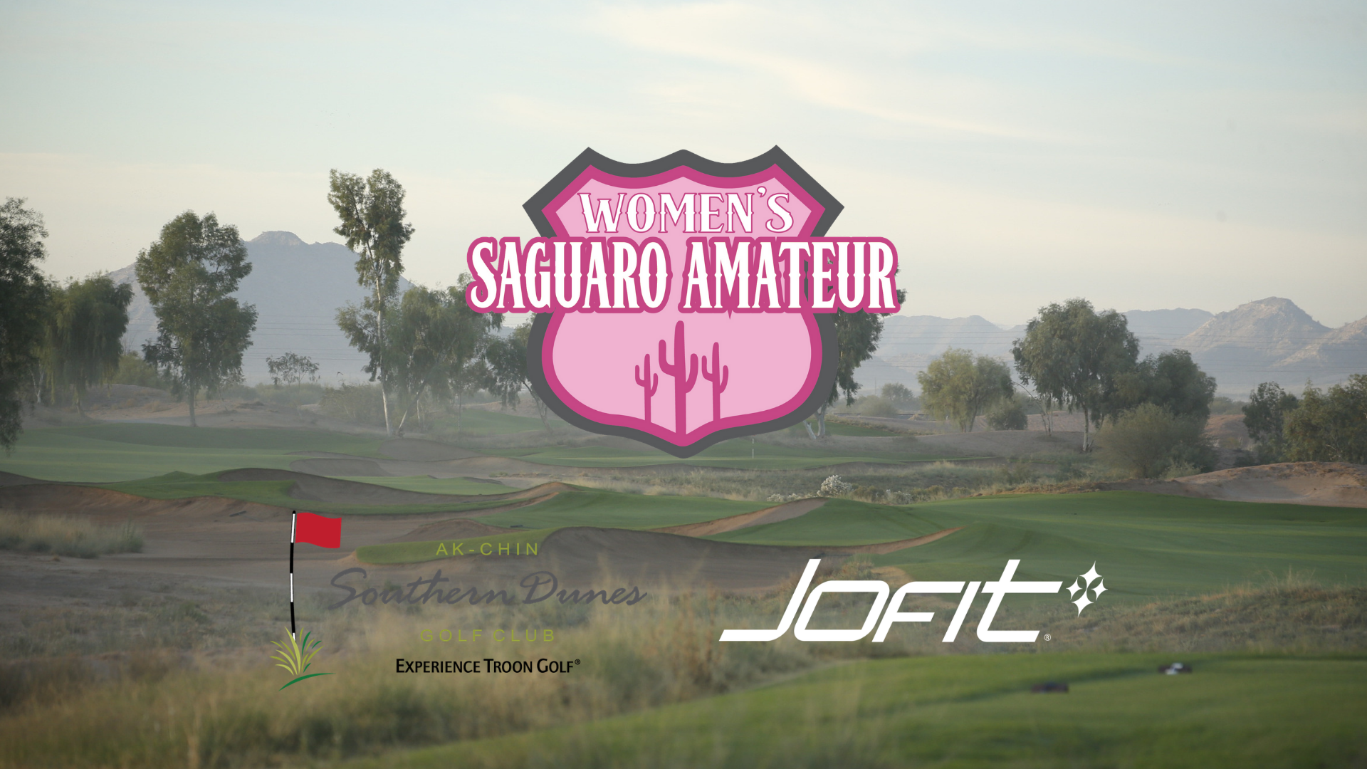 TROON SAGUARO AMATEUR SERIES ADDS  WOMEN'S SAGUARO AMATEUR TO 2019 SCHEDULE