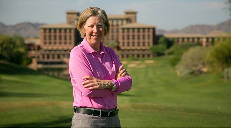 Nancy Dickens: Changing the Face of Golf