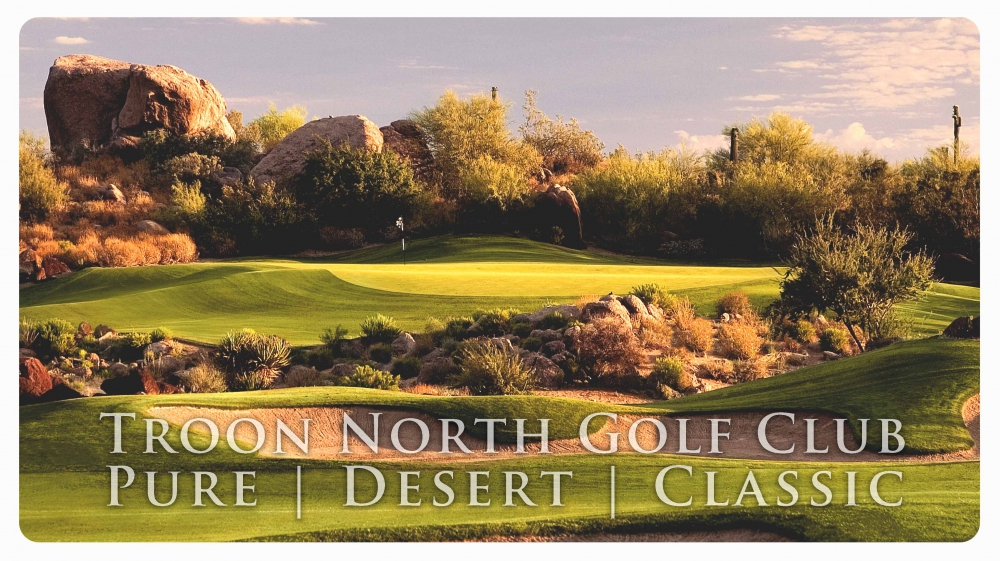 Troon North Gift Card
