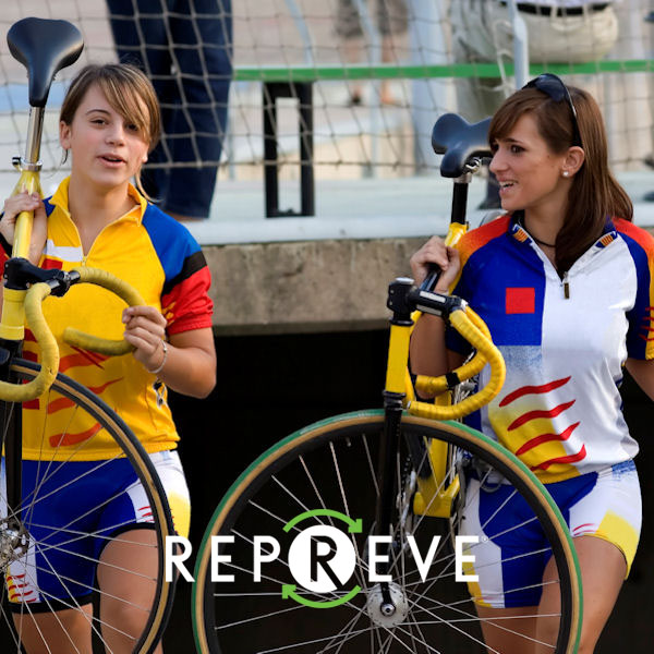 REPREVE® Polyester T-Shirt Jersey