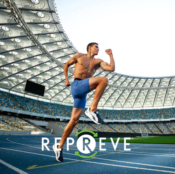 Repreve Recycled 92/8 Polyester Spandex Micro Fiber