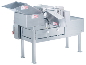 Food dicing machines: Model G-A & Model GK-A Dicers