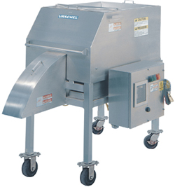 Food dicing machines: Model L-A Dicer