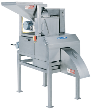 Food dicing machines: Model SL-A Dicer