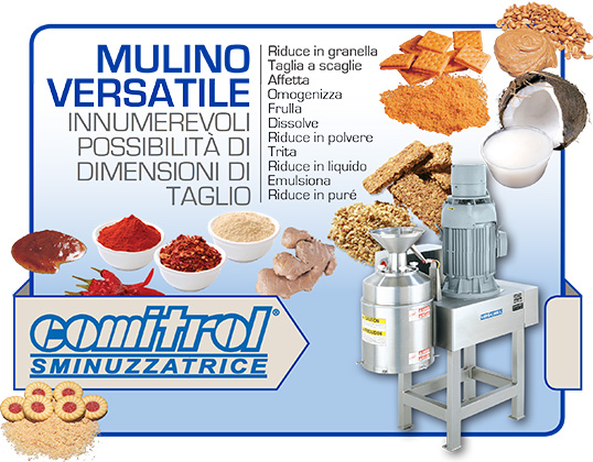 Urschel Laboratories, Inc - Italian