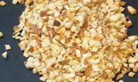 Almond Granulation