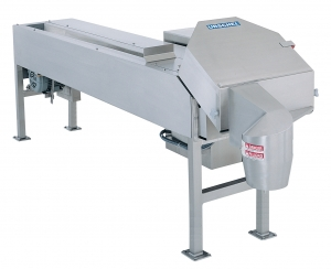Food slicing machines: Model OC Crosscut Bias Slicer