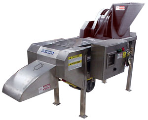 Food slicing machines: Model W Slicer