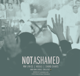 Not Ashamed (2014)