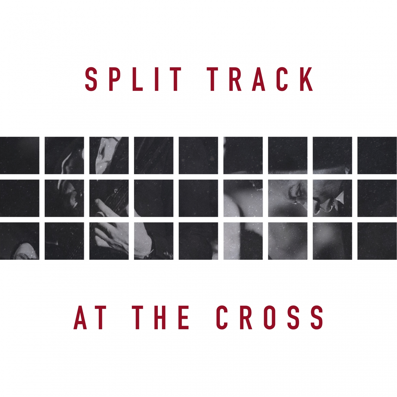 Split Tracks (CD) - At the Cross