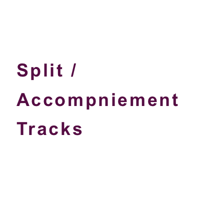Accompaniement Tracks