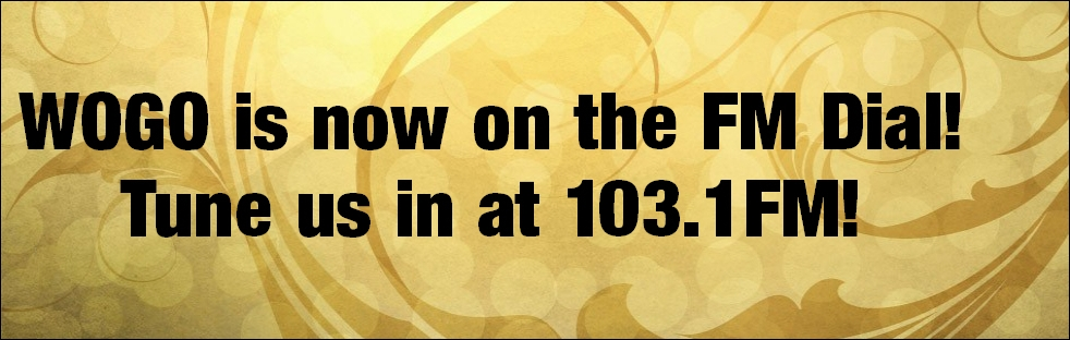 Now at 103.1FM