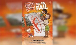 The Big Fail by Andy McGuire (Kids Book)