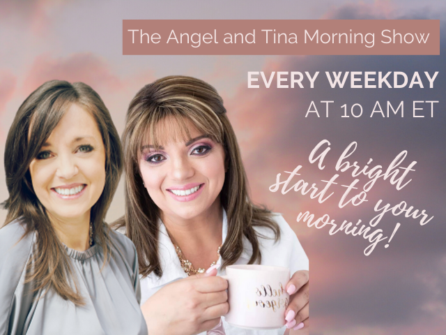 The Angel And Tina Morning Show (Free)